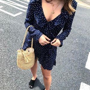Dresses & Skirts - XL back!⭐️Star Duster Ruffle Wrap Boardwalk Dress